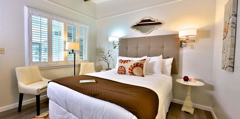 Gemutliche Queensize Bett Rm 10 Zimmer Pleasant Inn Motel